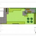 Renovatie landschappelijke achtertuin (Medium)